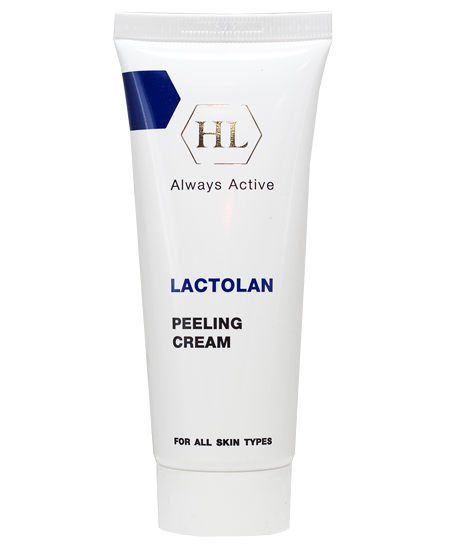 Lactolan Peeling Cream отшелушивающий крем, 70 мл.