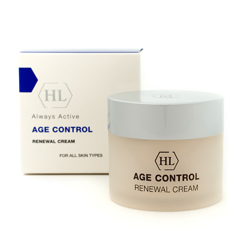 AGE CONTROL Renewal Cream обновляющий крем, 50 мл.