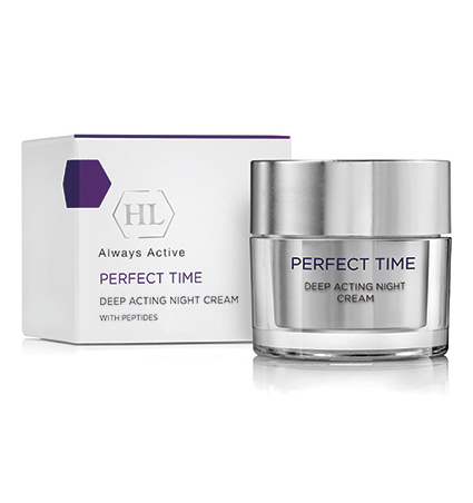 Perfect Time Deep Acting Night Cream крем, 50 мл.