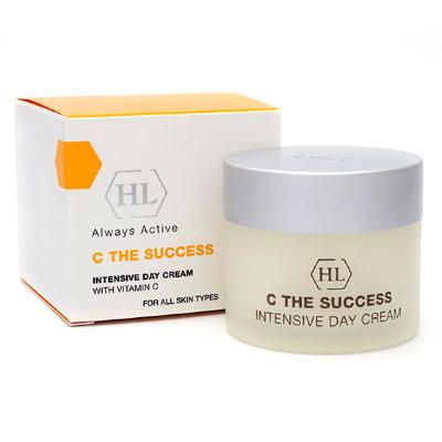 C the SUCCESS Intensive Day Cream интенсивный дневной крем, 50 мл.