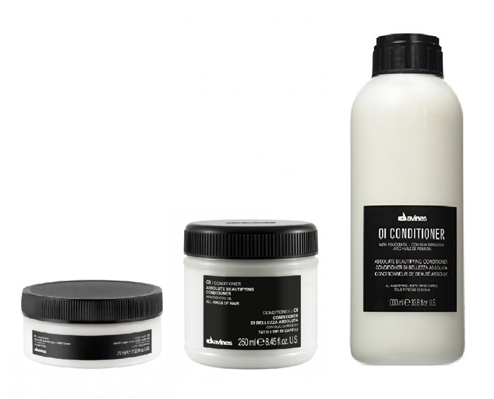 Davines (Давинес) Кондиционер для абсолютной красоты волос (OI/Absolute beautifying conditioner), 250/1000 мл.