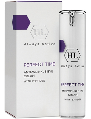 Perfect Time Anti Wrinkle Eye Cream крем для век, 15 мл.
