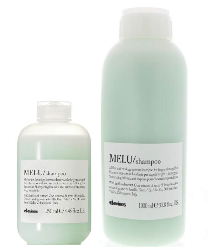 Davines (Давинес) Шампунь для предотвращения ломкости волос (Melu/shampoo), 250/1000 мл.