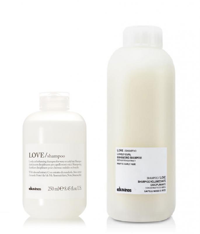 Davines (Давинес) Шампунь для усиления завитка (Love/shampoo, lovely curl enhancing shampoo), 250/1000 мл.