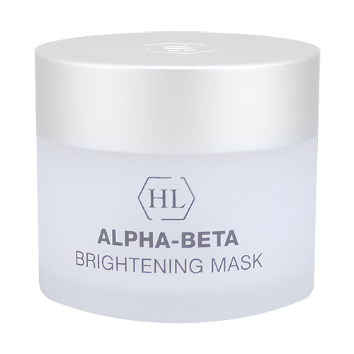 Alpha-Beta Brightening Mask осветляющая маска, 50 мл.