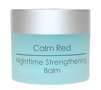 Calm Red Nighttime Balm ночной укрепляющий бальзам, 50 мл.