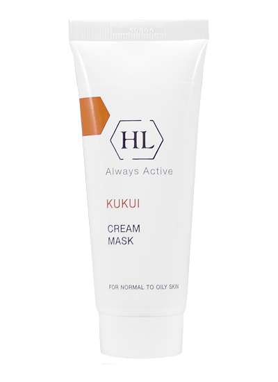 Kukui Cream Mask for oily маска для жирной кожи, 70 мл.