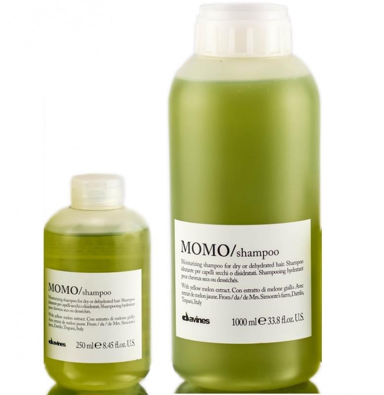 Davines (Давинес) Шампунь для глубокого увлажнения волос (Momo/shampoo), 250/1000 мл