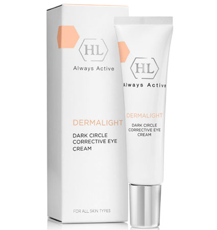 Dermalight Dark Circle Corrective Eye Cream корректирующий крем, 15 мл.
