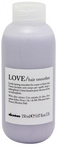 Davines (Давинес) Крем для разглаживания завитка (Love/hair smoother), 150 мл