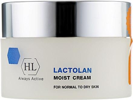 Lactolan Moist Cream for dry увлажняющий крем для сухой кожи, 70 мл.