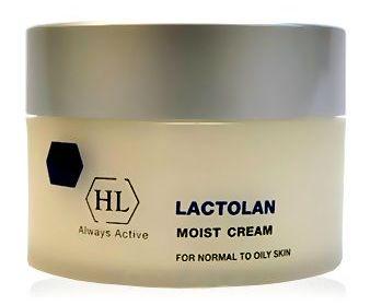 Lactolan Moist Cream for oily увлажняющий крем для жирной кожи, 70 мл.