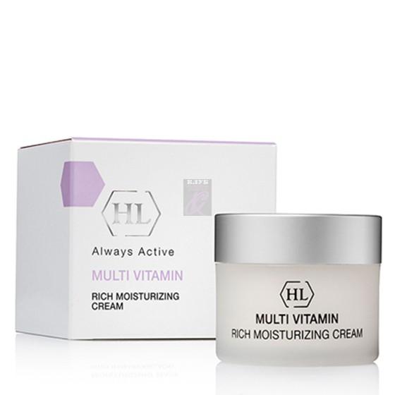 Multivitamin Rich Moisturizing Cream, 50 мл.